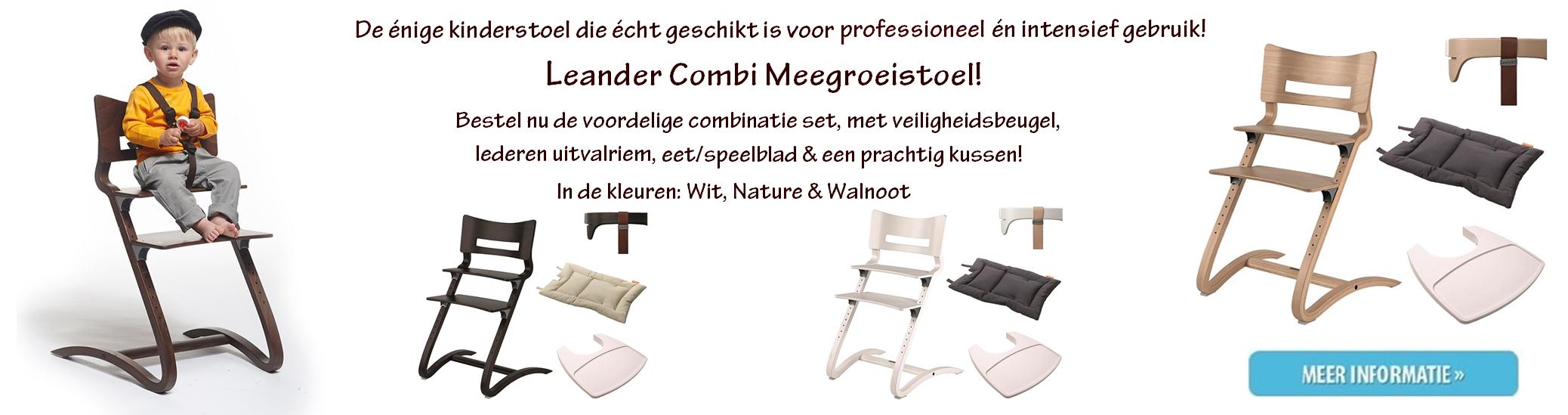 Leander Combi Kinderstoel