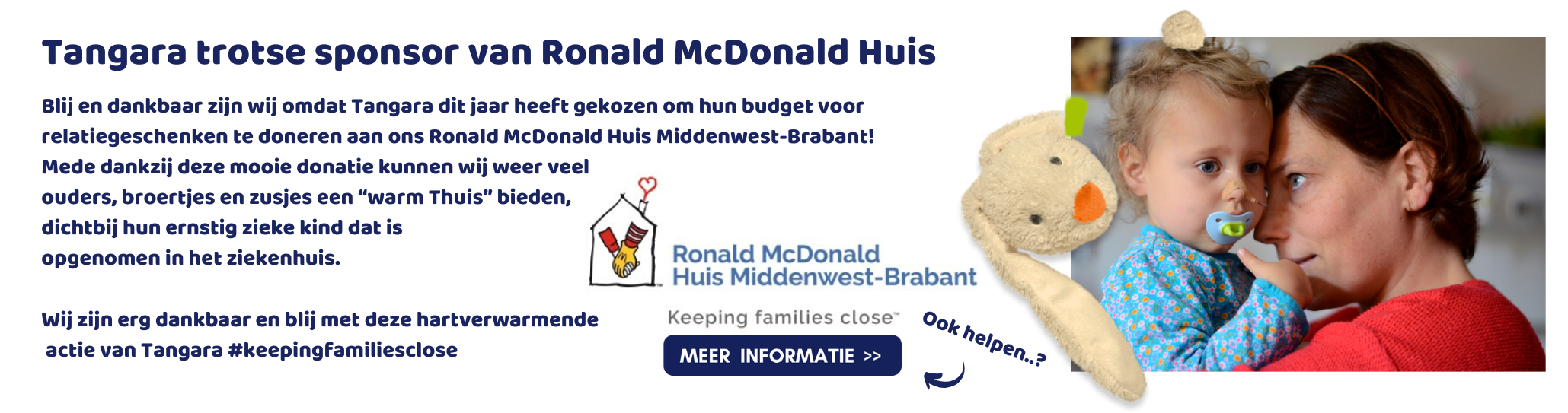 Banner Ronald Mc Donald nov 2019