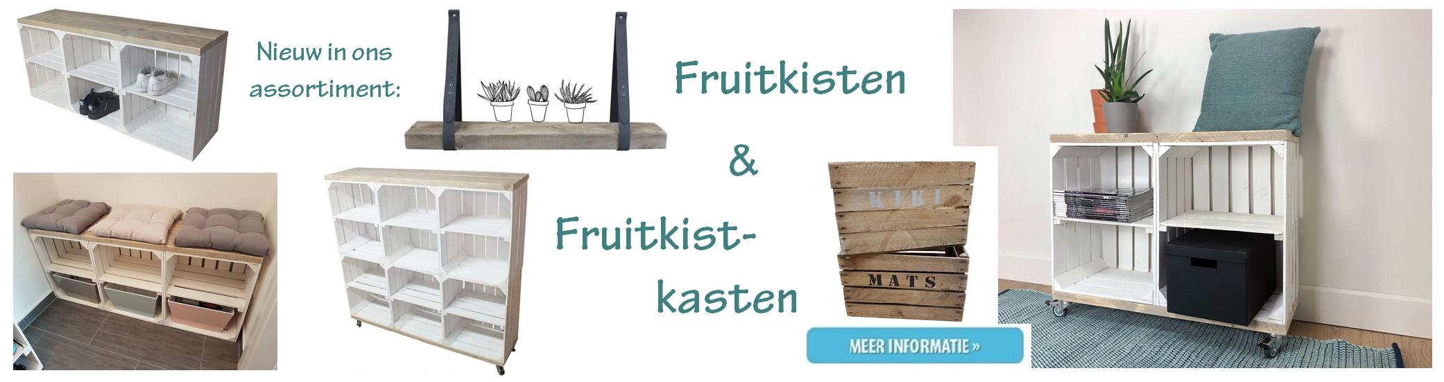 Fruiten & Fruitkistkasten