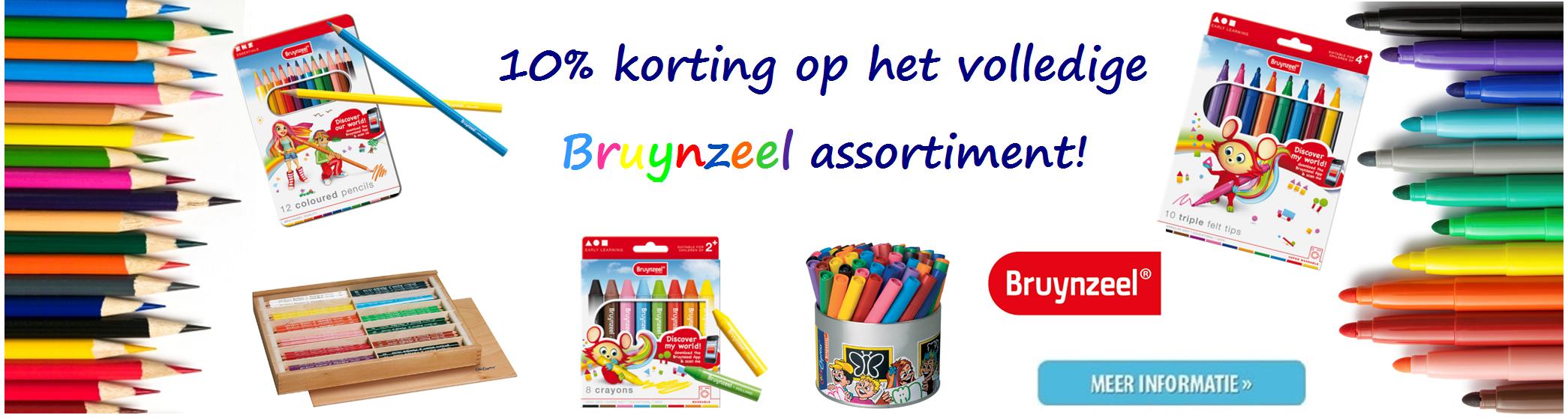 Bruynzeel 10% korting