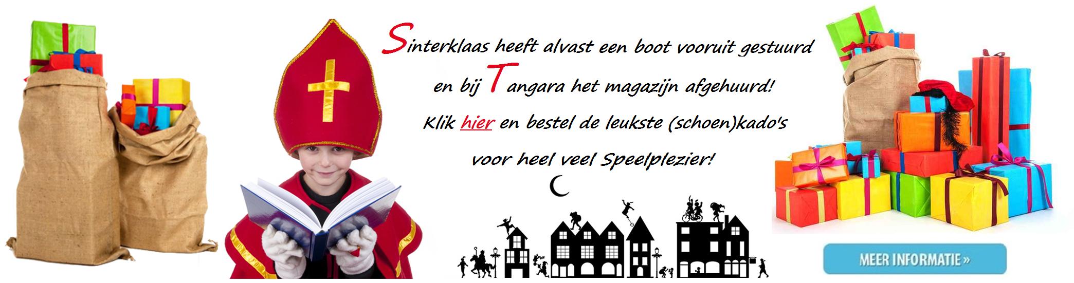 Sinterklaas kado