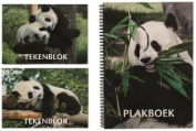 Cat foto panda plakboek