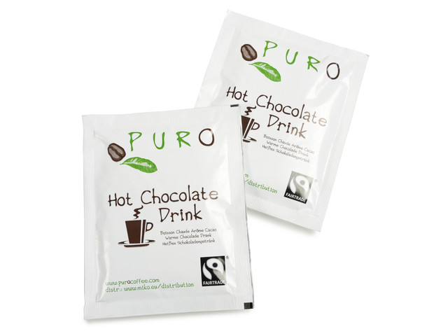 Chocolade drank Puro fairtrade / bx100