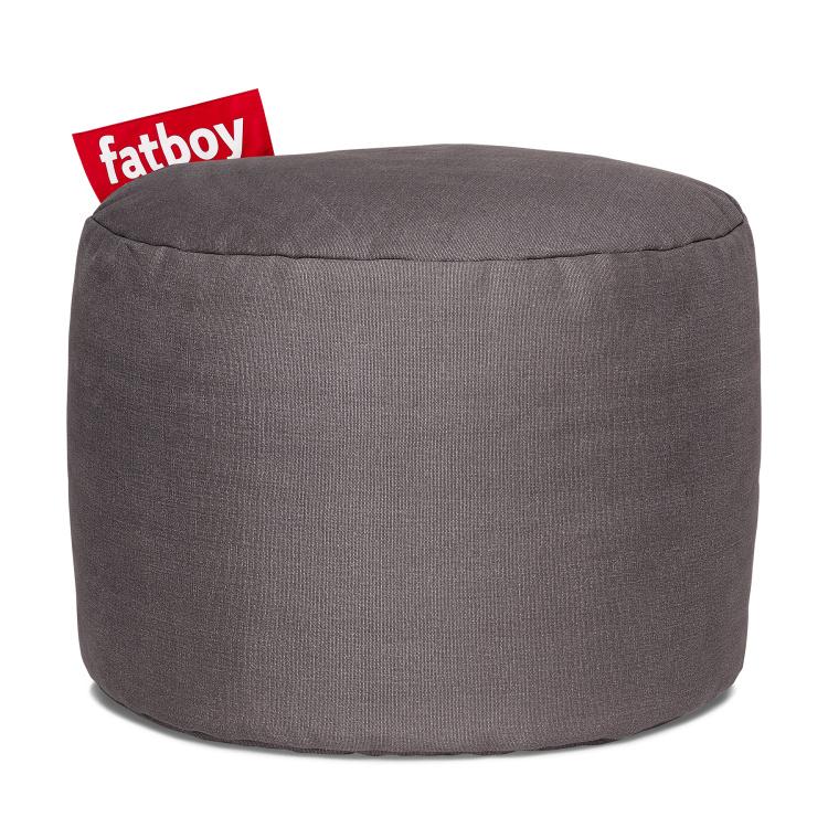 Zitzak Fatboy Grijs.Fatboy Point Stonewashed Grijs