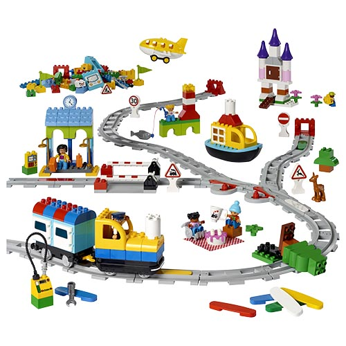 Technologie Onderzoeken Lego Duplo Coding Express Trein