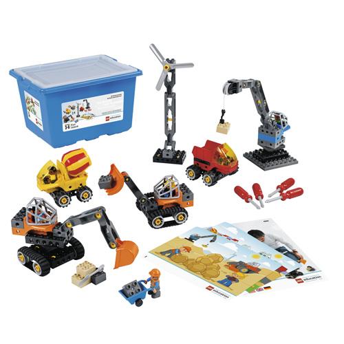 Technologie Onderzoeken Lego Duplo Techniek Voertuigen Tangara
