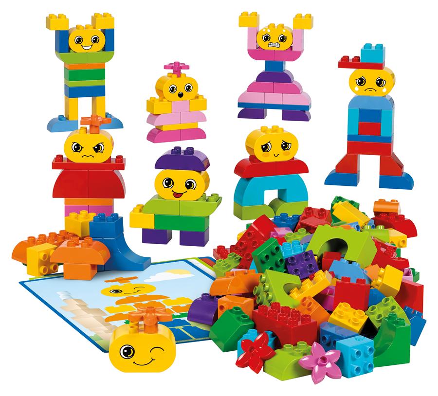 Lego Lego Duplo Bouwen Met Emoties Tangara Groothandel