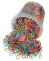 Rubberloops BSO set 5000 stuks