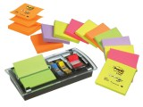 Dispenser Post-It Z-note + Index acryl