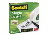 Plakband magic Scotch 810 12mmx33m