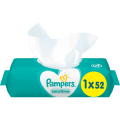 Lotiondoekjes Pampers sensitive