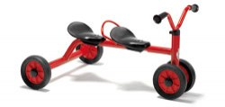 Winther mini duo loopfiets