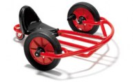 Winther swingkart klein