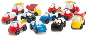 Fun Cars set 12 stuks