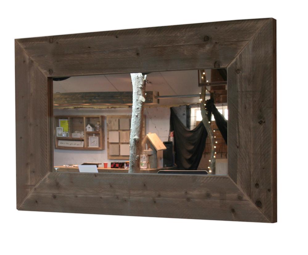 Spiegel Van Steigerhout : Ksk steigerhout