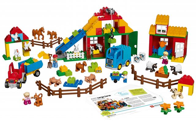 Lego Lego Duplo Grote Boerderij Set Tangara Groothandel